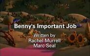 Benny'sImportantJobTitleCard