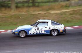 1981 Mazda RX7 WPercy