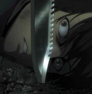 Ryota almost got stabbed