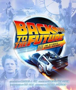 Back to the Future The Ultimate Visual History Cover