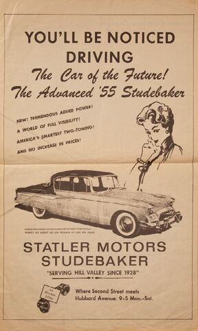 File:Hill Valley Telegraph - Statler Studebaker Ad.jpg