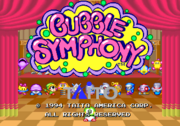 Bubblesymphony