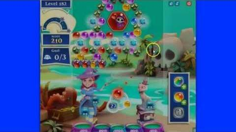Bubble Witch Saga 2 level 182-0