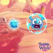 Zen Bubble announcing