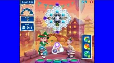 Bubble Witch 2 Saga - Level 348