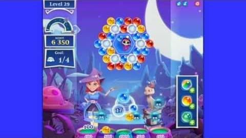 Bubble Witch 2 Saga - Level 29