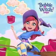Stella with Candy Crush Jelly Saga