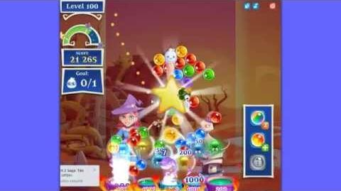 Bubble Witch 2 Saga - Level 100