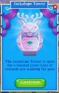 Jackalope's Tower