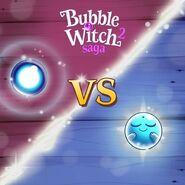 Line Blast Bubble vs Zen Bubble