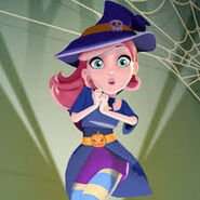Stella Limited Halloween Poster