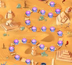 Hourglass Desert