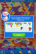 Tap the Dragon Egg