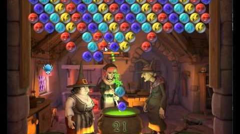 Bubble Witch Saga Level 1