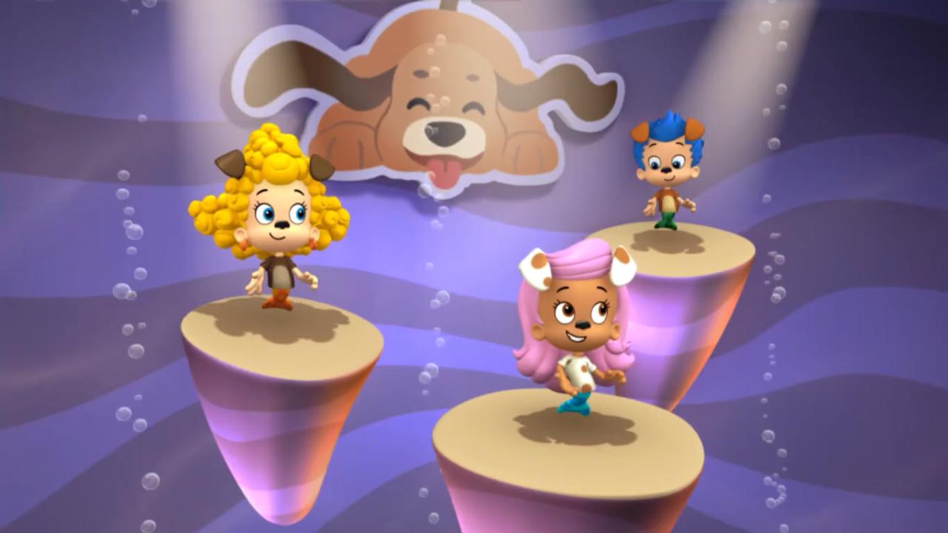 the dog dance bubble guppies wiki fandom powered by wikia