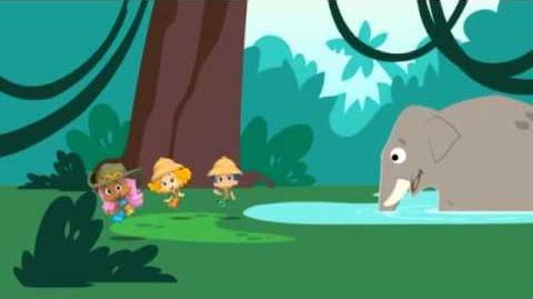Bubulle Guppies - Les éléphants