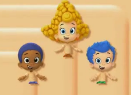 image pweach deema goby and gilpng bubble guppies