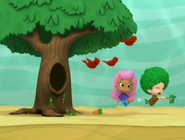 Tree gills