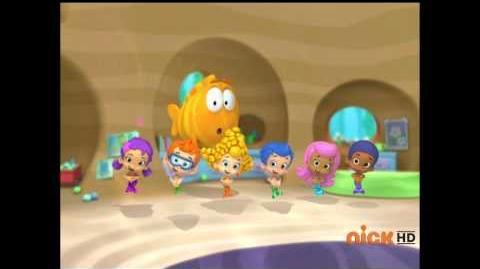 Bubble Guppies - Outside Song
