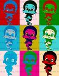 Goby in Pop Art