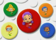 Bubble guppies so cute and oona