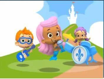 Bubble Puppy's Fintastic Fairy Tale Adventure!/Quotes | Bubble Guppies Wiki | FANDOM powered by ...