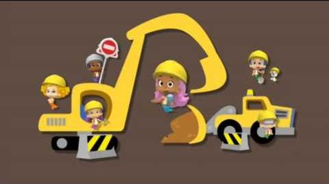 Bubble guppies - is there a job i can do for you?