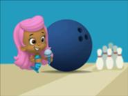 Molly bowling