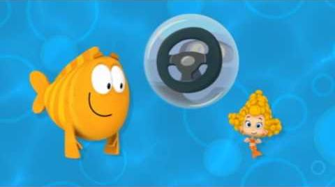 Bubulle Guppies - Les voitures