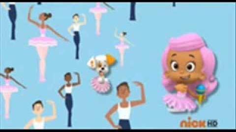 Bubble Guppies - En el ballet estoy