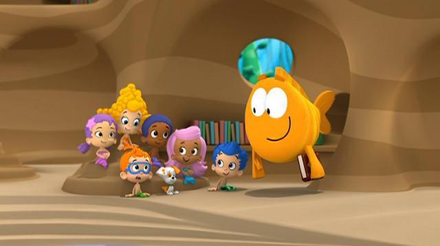 Bubble Puppy's Fin-Tastic Fairytale Adventure with Wanda Sykes