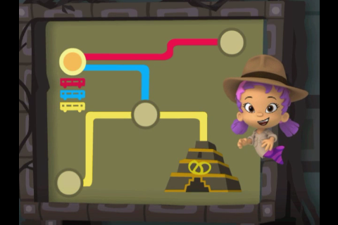 The Temple Of The Golden Pretzel Bubble Guppies Wiki