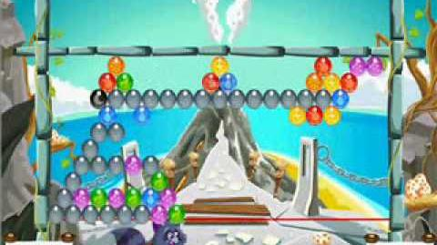 Bubble Island (Stage 9 - Level 6)