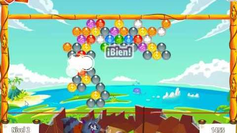 Bubble Island Stage 10 Level 2