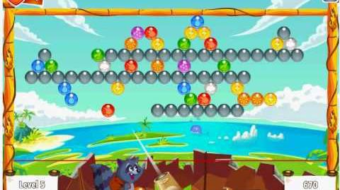 Bubble Island Stage 10 Level 5