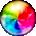 Resorces Bubble Rainbow-Icon