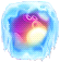 BWS3 Ice Fairy Tale Purple bubble