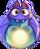 BWS3 Bat Fairy Tale Blue bubble