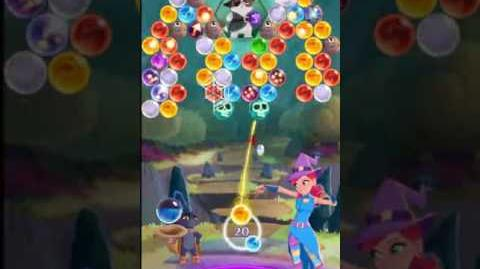 Bubble Witch 3 Saga Level 120 ~ 3 stars ~ no boosters