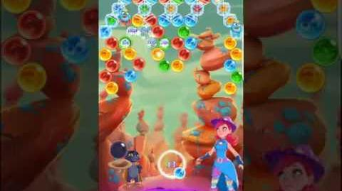 Bubble Witch 3 Saga Level 248 ⭐️⭐️ no boosters