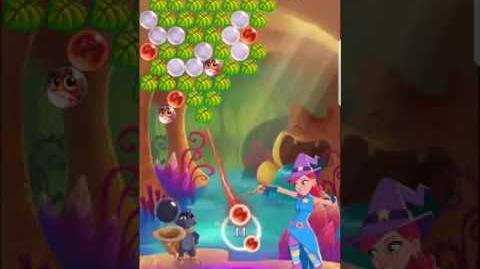 Bubble Witch 3 Saga ~ Treasure Cave (9 Aug 2017) Level 1