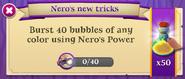 BWS3 Quests Nero's new tricks 40x50