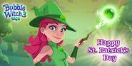 BWS3 St-Patrick's Day