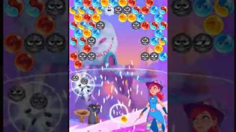 Bubble Witch 3 Saga Level 133 ~ no boosters