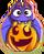 BWS3 Bat Pumpkin bubble