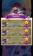 BWS3 Quests Table 1st version