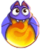 BWS3 Bat Yellow bubble