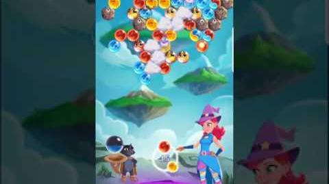 Bubble Witch 3 Saga Level 430 ~ No Boosters ⭐️⭐️⭐️