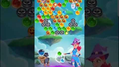 Bubble Witch 3 Saga Level 432 (First Look) Boosters