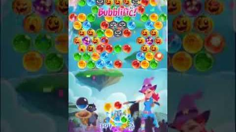 Bubble Witch 3 Saga Level 432 ~ No Boosters ⭐️⭐️
